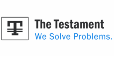 The Testament Logo